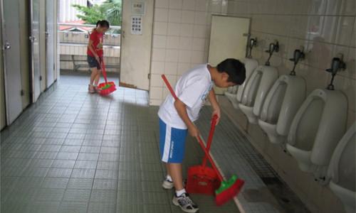 学校清洁卫生消毒与隔离