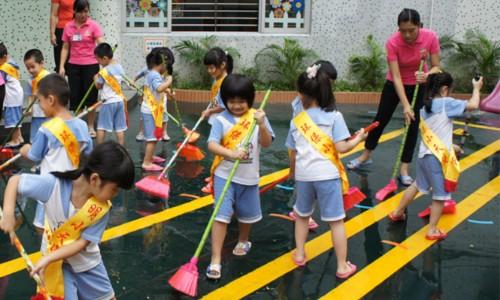 学校/幼儿园日常清洁卫生消毒